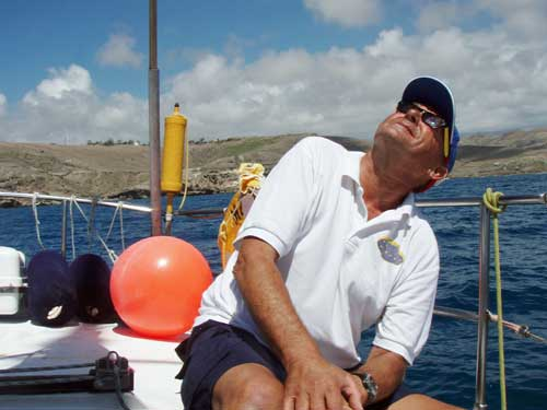Learning in the sun Sailing Courses Gran Canaria